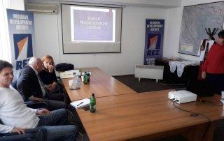 Podrška razvoju poduzetništva - prezentacija poslovnih ideja 27