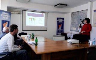 Podrška razvoju poduzetništva - prezentacija poslovnih ideja 28