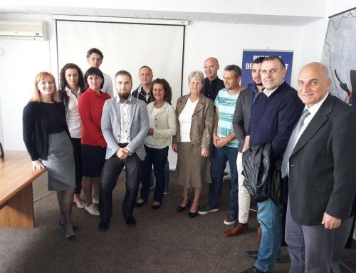 Podrška razvoju poduzetništva – prezentacija poslovnih ideja