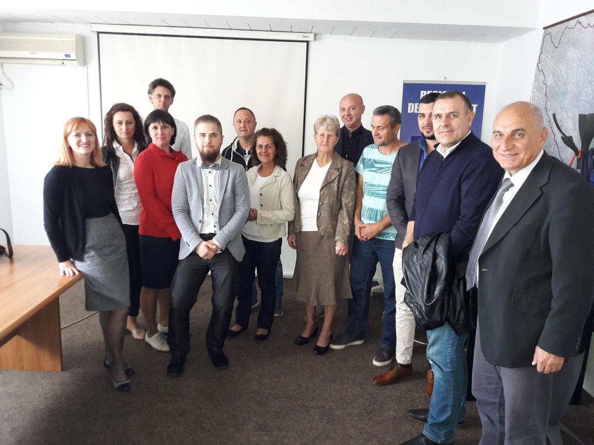 Podrška razvoju poduzetništva - prezentacija poslovnih ideja 1