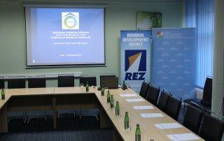 REZ Agencija - PCM seminar prije početka
