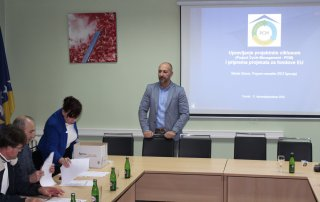 REZ Agencija - PCM seminar otvaranje