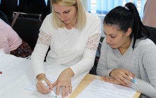 REZ Agencija - PCM seminar, učesnice iz Dobretića