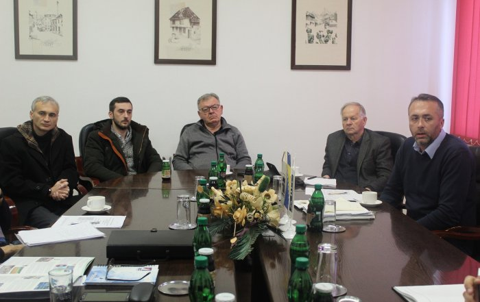 Sastanak u Općini Maglaj - Past for the Future Ex-post Evaluation