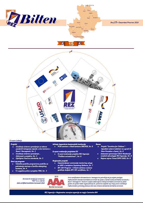 REZ Agency Bulletins 3