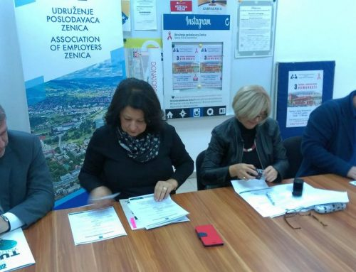 REZ Agencija potpisala Memorandum o saradnji u projektu ZEUS