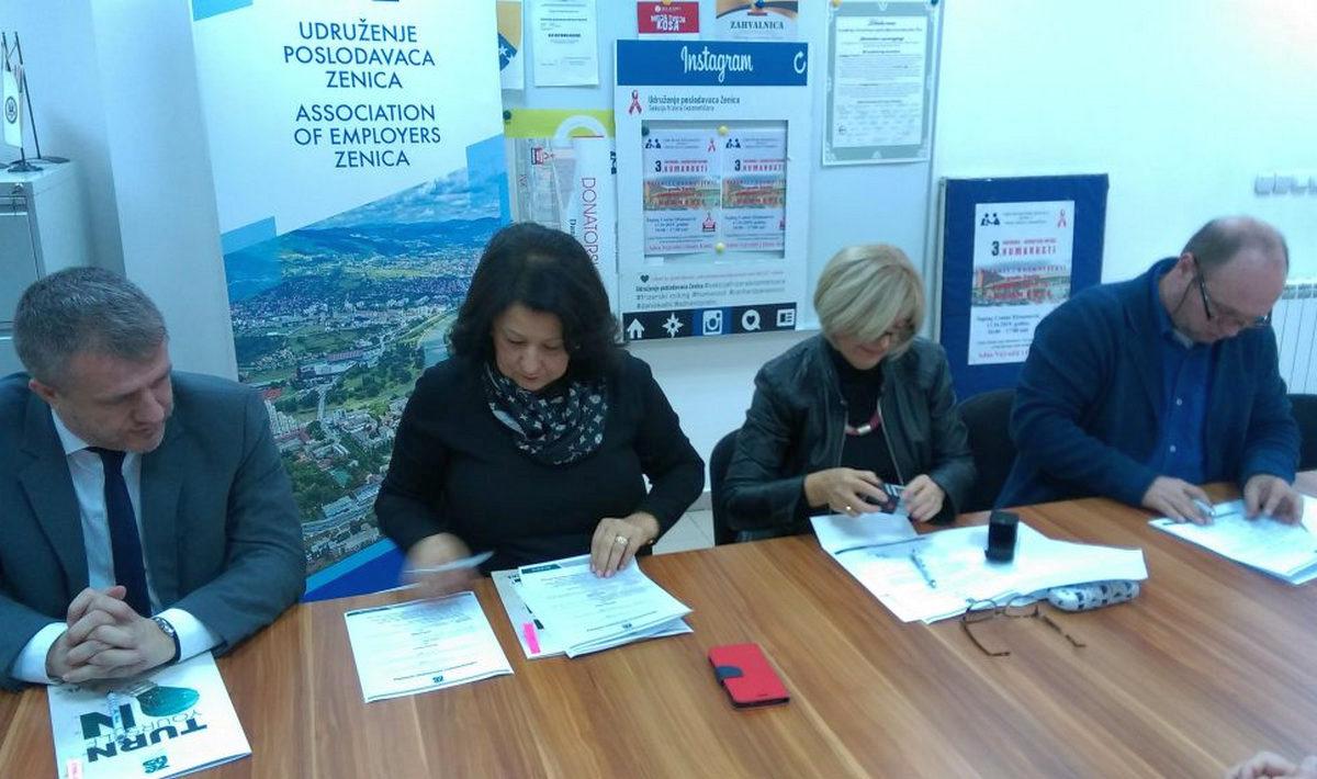 Potpisivanje Memoranduma ZEUS