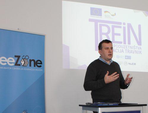 TREIN – početna konferencija projekta