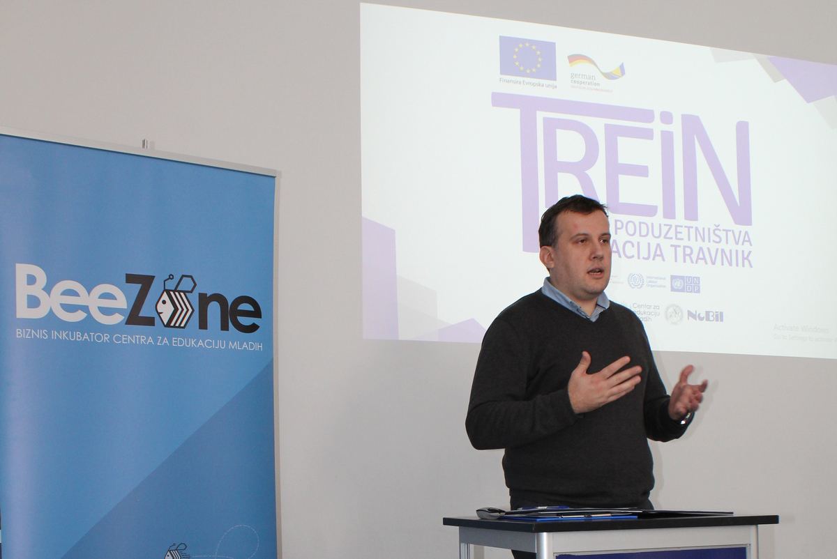 TREIN – Mreža poduzetništva i inovacija Travnik