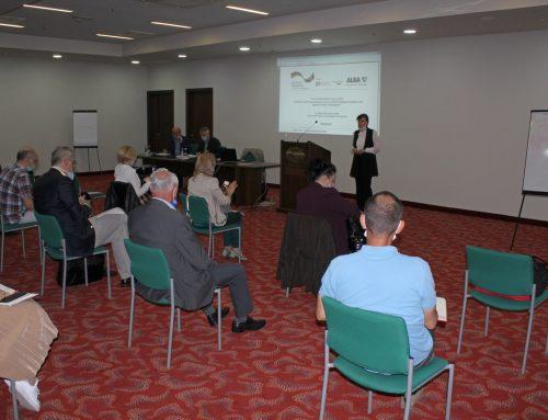 Održan 4. sastanak Radne grupe projekta Uvođenje sistema upravljanja…