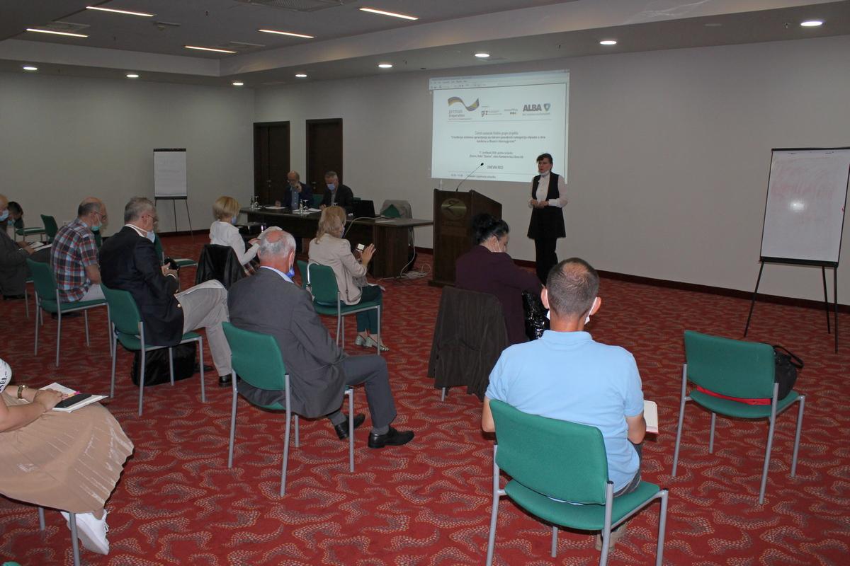 Održan 4. sastanak Radne grupe projekta Uvođenje sistema upravljanja… 1