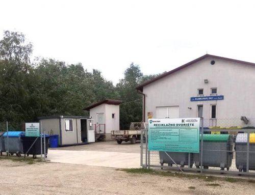 Reciklažna dvorišta puštena u funkciju