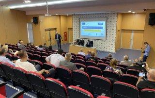 """Projekt """"Staza stare pruge"""" prezentiran u Travniku"""