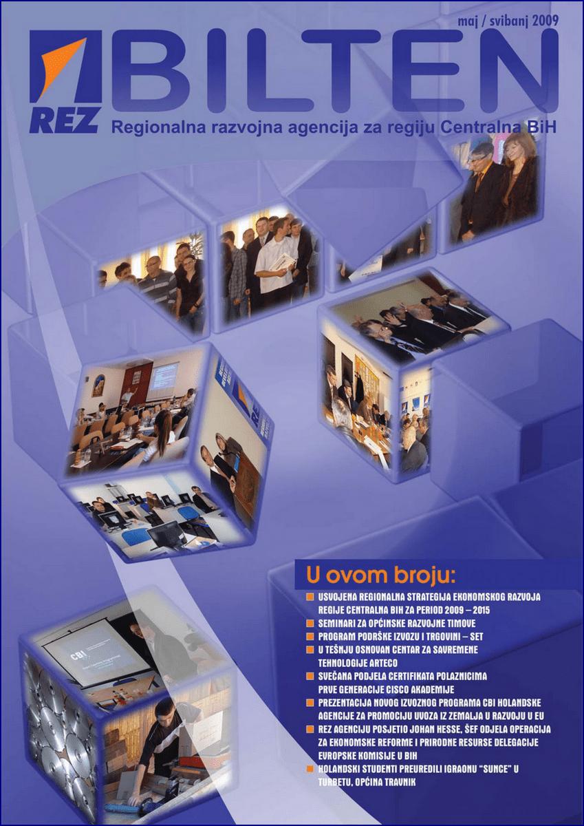 REZ Agency Bulletins 21