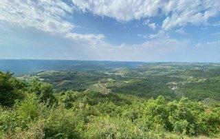 Staza stare pruge - Studijsko putovanje u Istru, Hrvatska