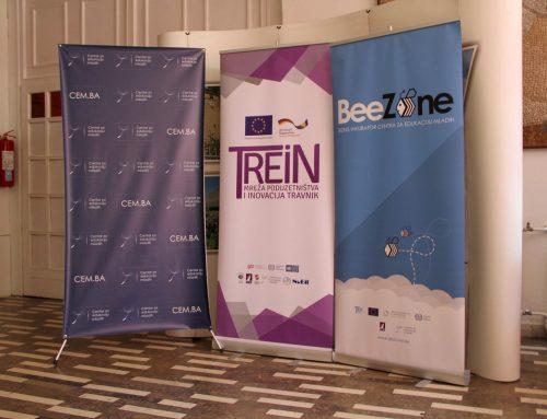 TREIN – Počeo program poduzetničke obuke
