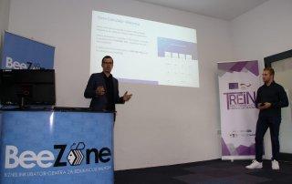 Projekt TREIN - 10 novih BeeZone poduzetnika