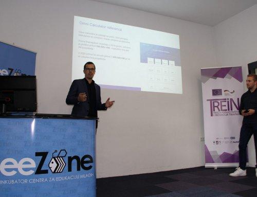 TREIN – Odabrano 10 novih BeeZone poduzetnika