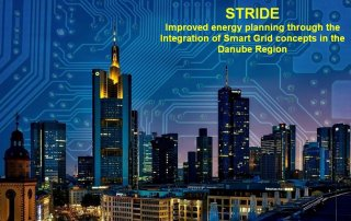 STRIDE - Improved energy planning through the Integration of Smart Grid concepts in the Danube Region