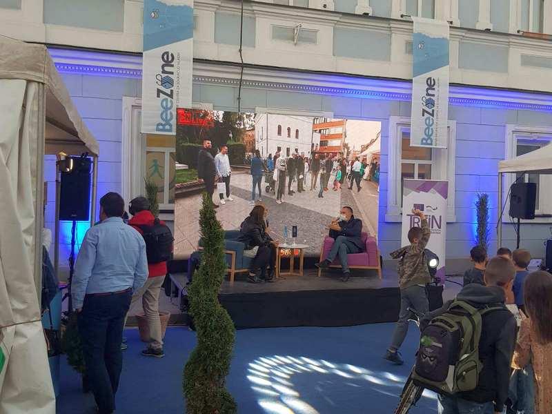 """II BeeZone Sajam ideja i Finalna konferencija projekta """"TREIN"""""""